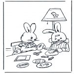 Темы - Пасхальный заяц 11