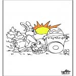 Темы - Пасхальный заяц 13