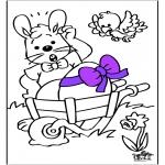 Темы - Пасхальный заяц 14