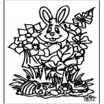 Темы - Пасхальный заяц 16