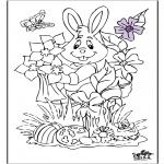 Темы - Пасхальный заяц 17
