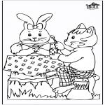 Темы - Пасхальный заяц 20