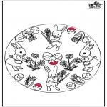 Темы - Пасхальный заяц 23