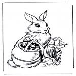 Темы - Пасхальный заяц 3