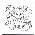 Темы - Пасхальный заяц 4