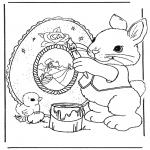 Темы - Пасхальный заяц 9