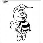 Разнообразные - пчёлки Майи 4