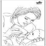 Темы - Pебенок и мать 1
