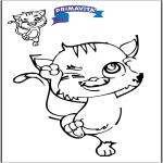 Рукоделие - Перерисовать - кот