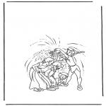 Персонажи комиксов - Питер Пэн 2