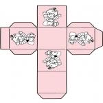 Рукоделие - Подарочная коробка 3