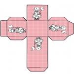 Рукоделие - Подарочная коробка 4