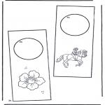Рукоделие - Подвеска на дверь 2