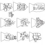 Персонажи комиксов - Покемон 16