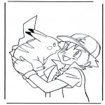 Персонажи комиксов - Покемон 2