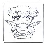 Персонажи комиксов - Покемон 7