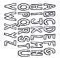 Полный алфавит