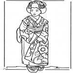 Разнообразные - Японская девочка