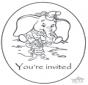 Приглашение Дамбо