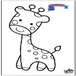 Раскраски с животными - Primalac ??????