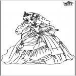 Разнообразные - принцесса 10