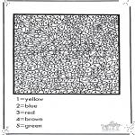 Рукоделие - Раскрашивание по номеру 1