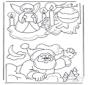 Раскраска Рождество 3