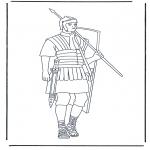 Разнообразные - Римский солдат 1