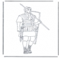 Римский солдат 1