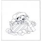 Рождественский далматинец