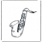 Разнообразные - Саксофон
