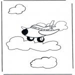 Разнообразные - Самолет 1