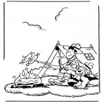Персонажи комиксов - Самсон и Герт 2
