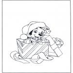 Персонажи комиксов - Щенок далматинец