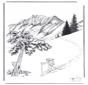 Снег в Йеллоу Стоун 2