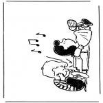 Персонажи комиксов - Снупи 2