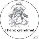 Темы - Спасибо бабушка