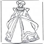 Разнообразные - Средневековая одежда