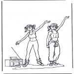 Разнообразные - Танцы 2