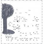 Рукоделие - Точка за точкой - Дерево