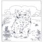 Точка за точкой - Кошка 2