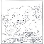 Рукоделие - Точка за точкой - Кошка 3