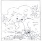 Точка за точкой - Кошка 3