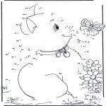 Рукоделие - Точка за точкой - Кошка 4