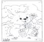 Точка за точкой - Кролики 1