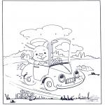 Рукоделие - Точка за точкой - Кролики 2