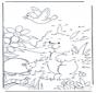 Точка за точкой - Кролики 3