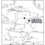 Рукоделие - Точка за точкой - Собака 2