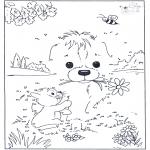 Рукоделие - Точка за точкой - Собака 3