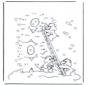 Точка за точкой - Заботливые мишки 1